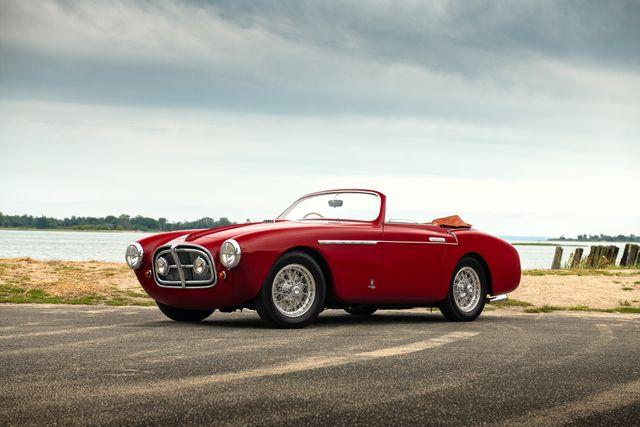 1951 Ferrari 212 Export Vignale Cabriolet