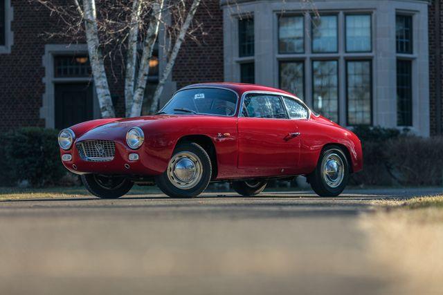 1961 Lancia Appia Sport Zagato